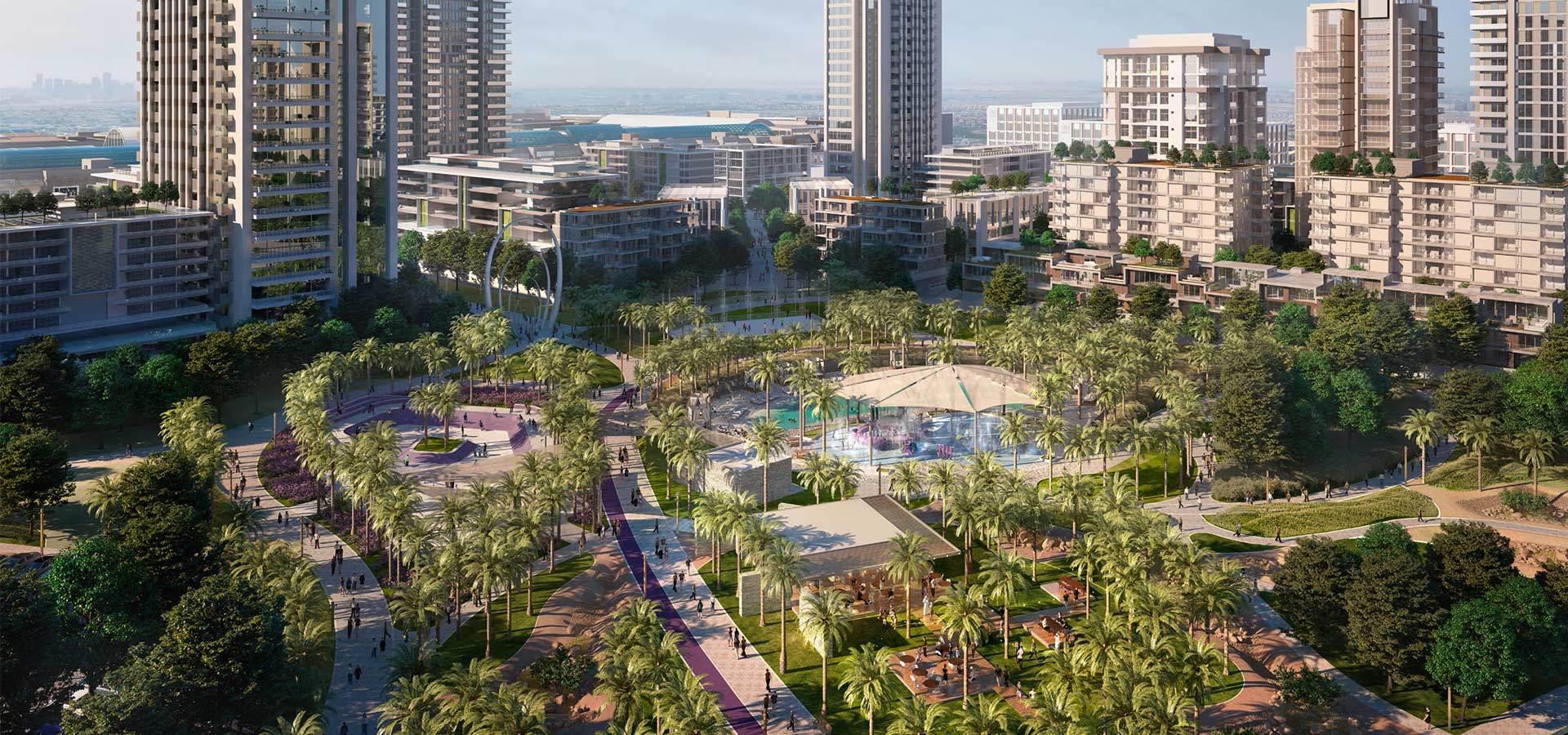 Emaar Dubai Hills Park in Dubai Hills Estate