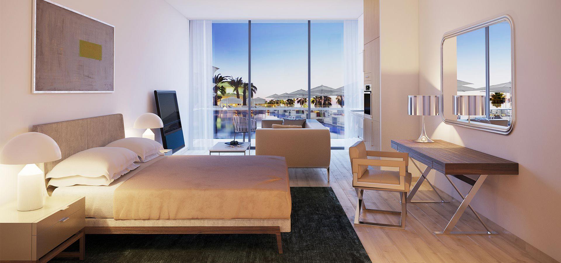 Aldar Mayan Apartments at Yas Island, Abu Dhabi