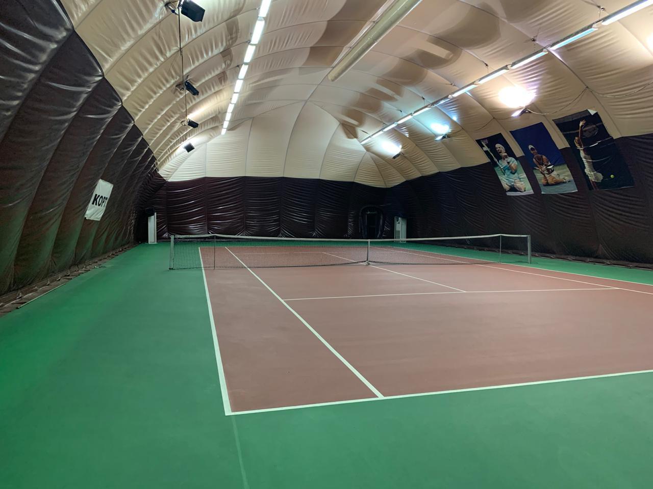 Закрытый теннисный клуб клуба цветоводов москвы на