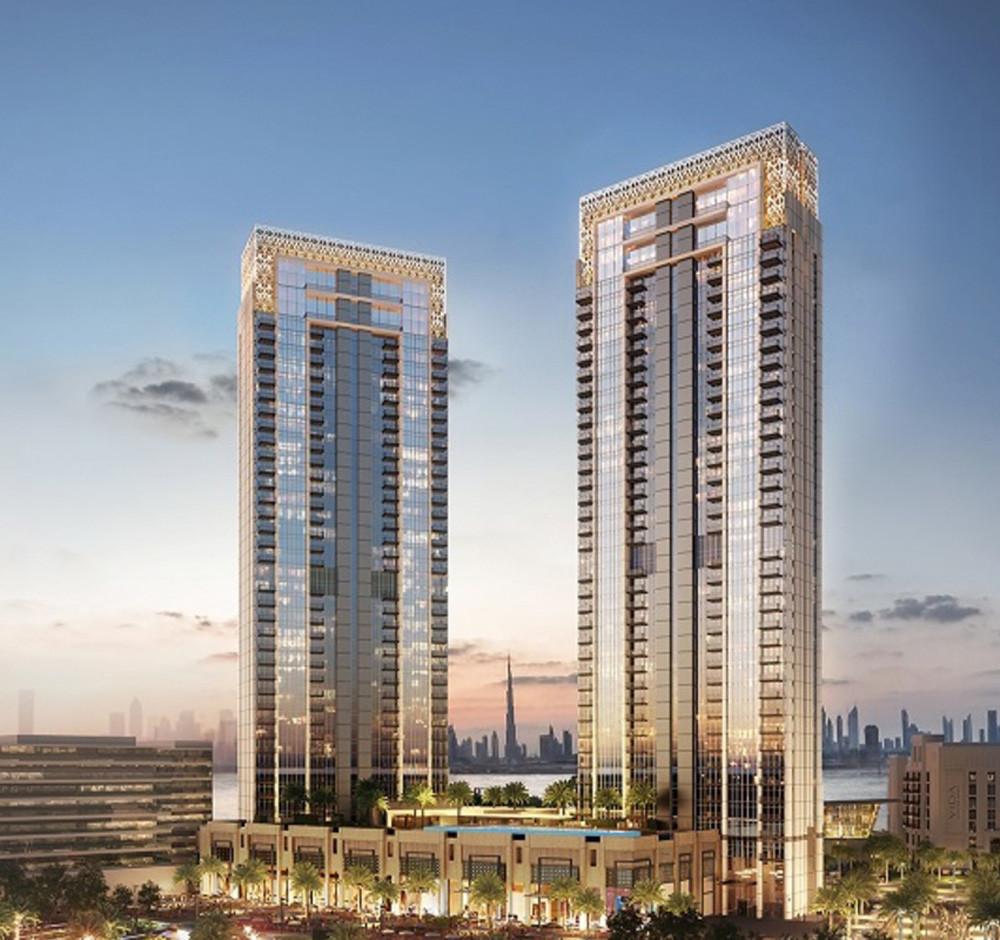 Emaar Creekside 18 Apartments in Dubai Creek Harbour